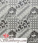 Kertas kado batik 14 (69,5×49,5)cm