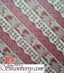 Kertas kado batik kupu (70×50)cm